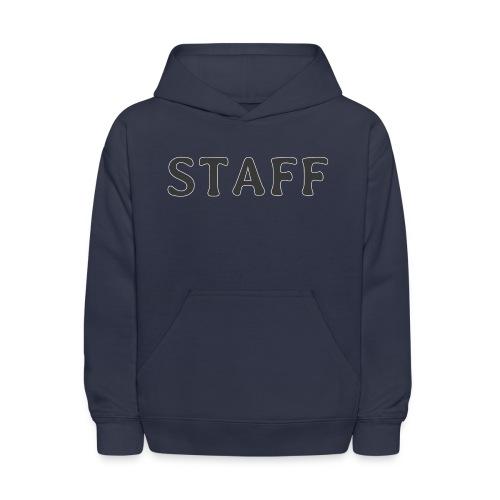 Staff - Kids' Hoodie
