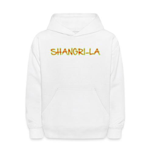Shangri-La - Kids' Hoodie