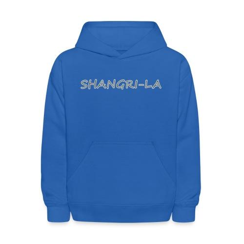 Shangri La silver - Kids' Hoodie