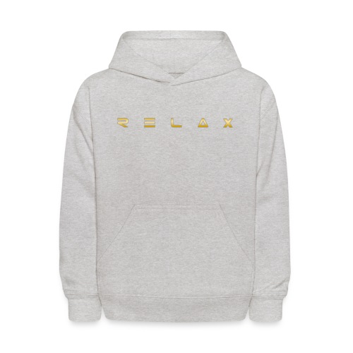 Relax gold - Kids' Hoodie