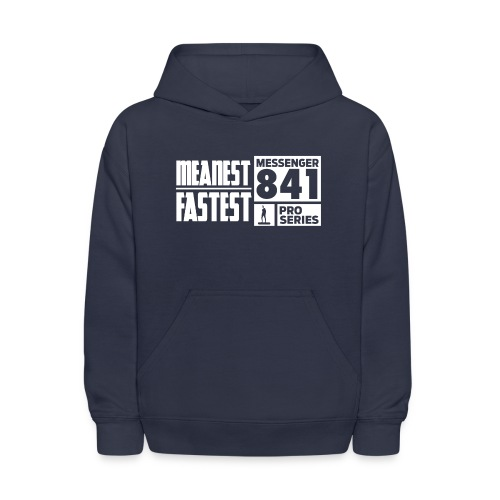 Messenger 841 Meanest and Fastest Crew Sweatshirt - Kids' Hoodie