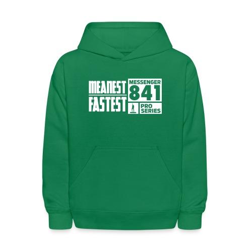 Messenger 841 Meanest and Fastest Crew Sweatshirt - Kids' Hoodie