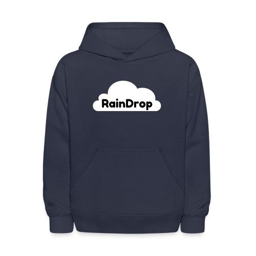RainDrop - Kids' Hoodie