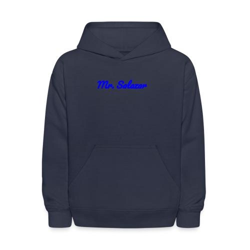 Mr. Salzar boys - Kids' Hoodie