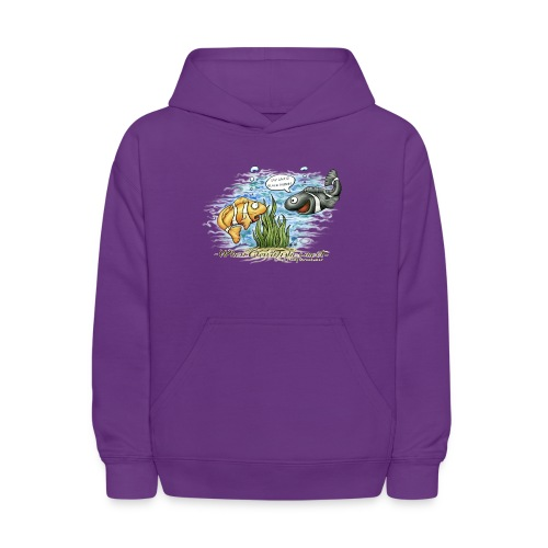 when clownfishes meet - Kids' Hoodie