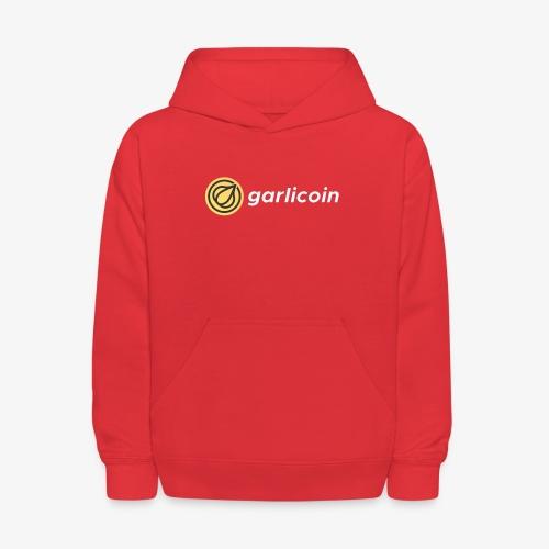 Garlicoin - Kids' Hoodie