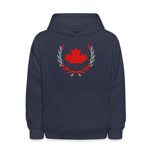United Canada - Kids' Hoodie