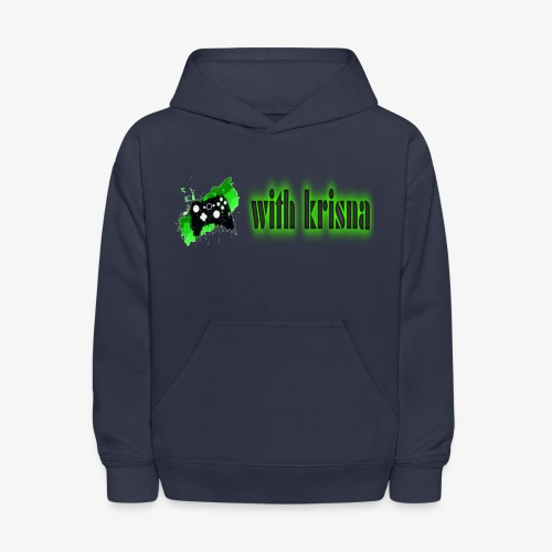 gaming with krisna merch - Kids' Hoodie