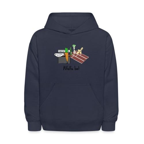 Alfalfa Bet - Kids' Hoodie