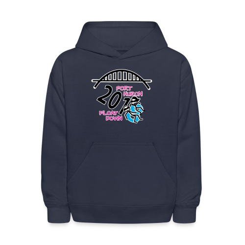 Port Huron Float Down 2018 Shirt - Color - Kids' Hoodie