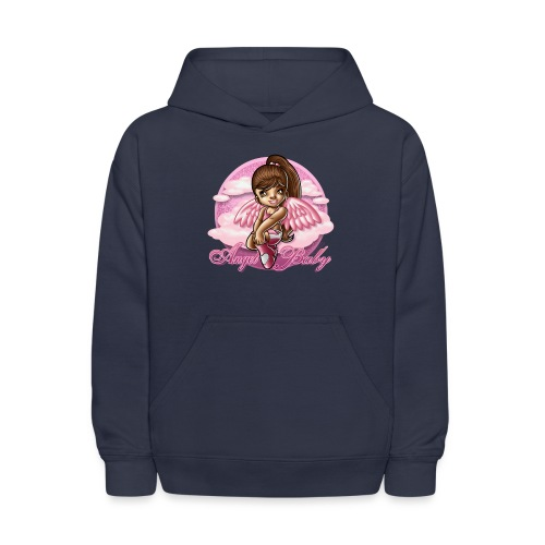Angel Baby by RollinLow - Kids' Hoodie