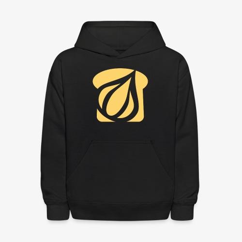 Garlic Toast - Kids' Hoodie