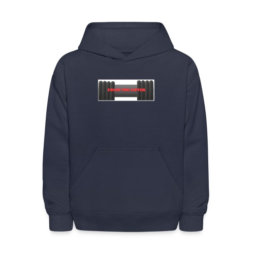 colin the lifter - Kids' Hoodie