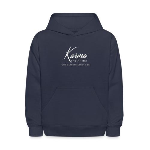 Karma - Kids' Hoodie
