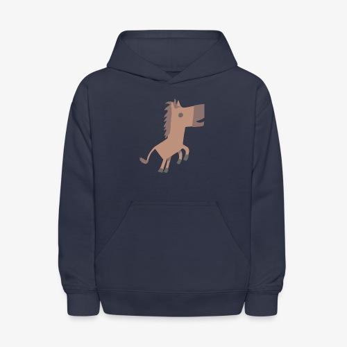 Horse - Kids' Hoodie