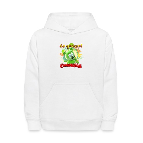 Gummibär Go Green Earth Day Trees - Kids' Hoodie