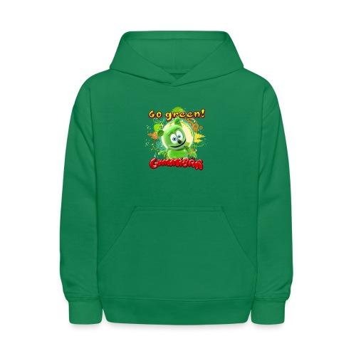 Gummibär Go Green Earth Day Trees - Kids' Hoodie