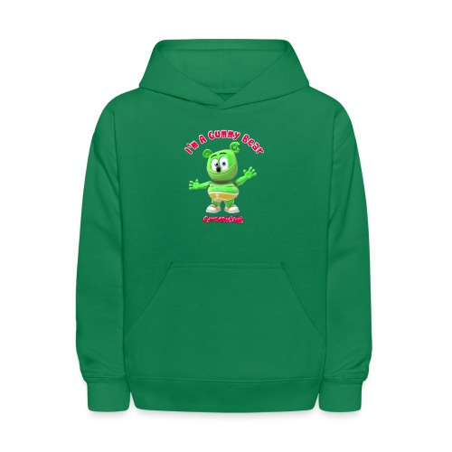 I'm A Gummy Bear - Kids' Hoodie