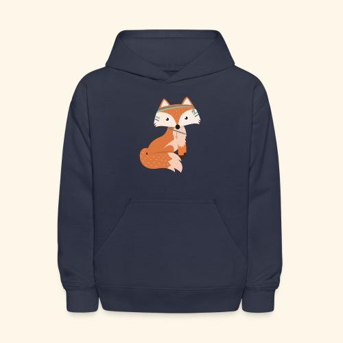 Felix Fox - Kids' Hoodie