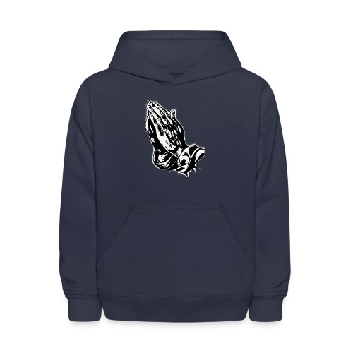 Praying Hands - Kids' Hoodie