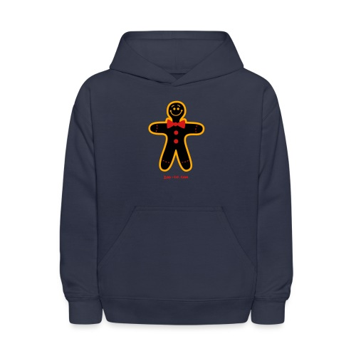 Christmas Cookie Man - Kids' Hoodie