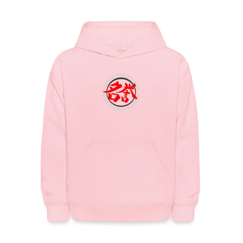 Honor Martial Arts Kanji Design Light Shirts - Kids' Hoodie