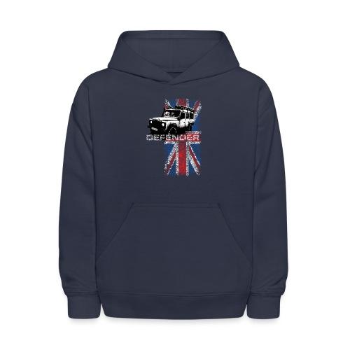 Land Rover Defender - AUTONAUT.com - Kids' Hoodie