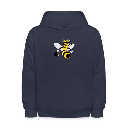 Queen Bee - Kids' Hoodie
