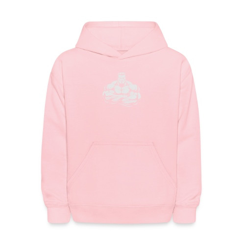 An Angry Bodybuilding Coach - Kids' Hoodie