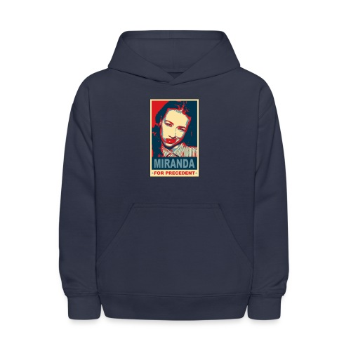 Miranda Sings Miranda For Precedent - Kids' Hoodie