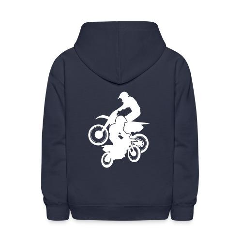 Motocross Dirt Bikes Off-road Motorcycle Racing - Kids' Hoodie