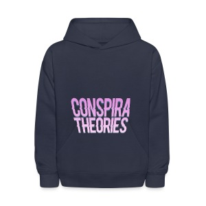 Women's - ConspiraTheories Official T-Shirt - Kids' Hoodie