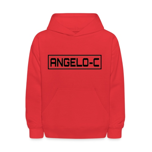 red angelo clifford shirt - Kids' Hoodie