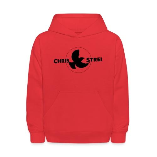 Chris Strei BlackBird Logo - Kids' Hoodie