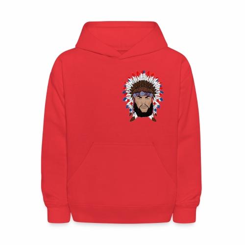 Dane Calloway American Indian Logo - Kids' Hoodie