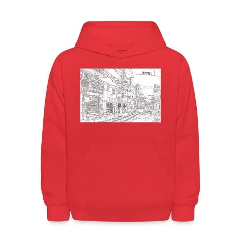 StreetLines - Kids' Hoodie