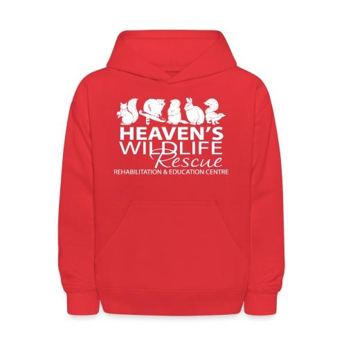 HWR White - Kids' Hoodie