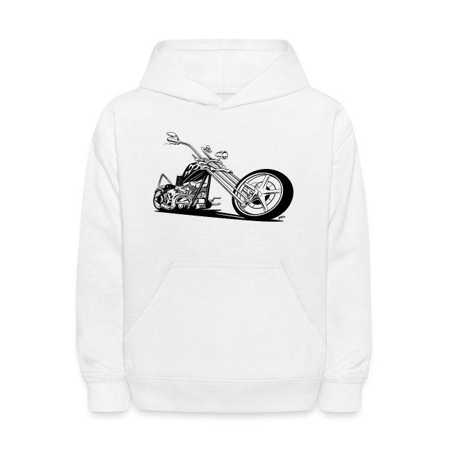 Custom American Chopper Motorcycle