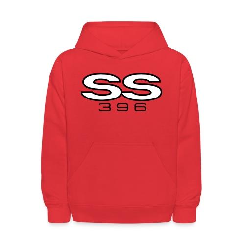 Chevy SS 396 emblem - AUTONAUT.com - Kids' Hoodie