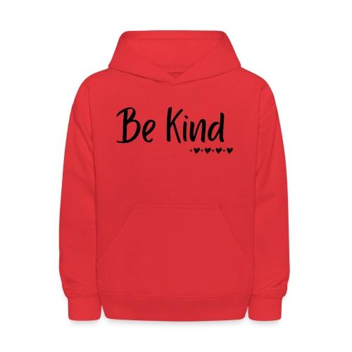 Be Kind - Kids' Hoodie