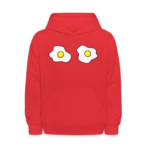 Eggs - Kids' Hoodie