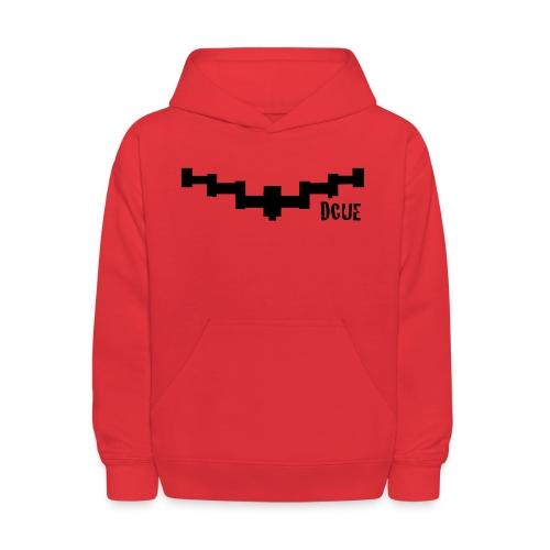DCUE Kirk Logo Fill - Kids' Hoodie