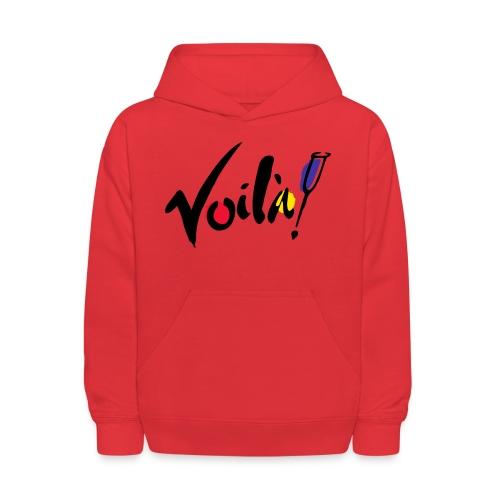 Voila - Kids' Hoodie