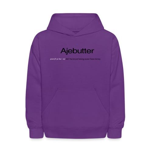 ajebutter - Kids' Hoodie