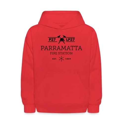 Parramatta Fire Station B - Kids' Hoodie