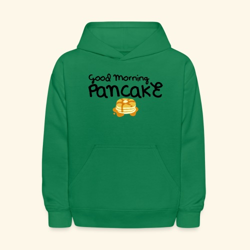 Good Morning Pancake Mug - Kids' Hoodie