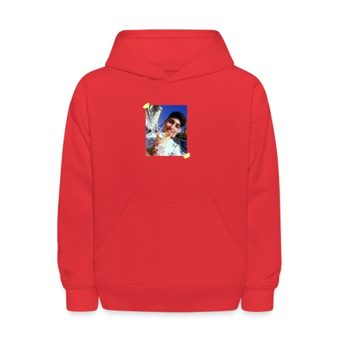 WITH PIC - Kids' Hoodie