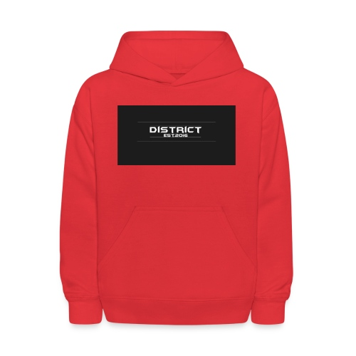 District apparel - Kids' Hoodie
