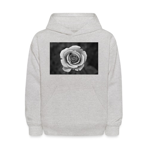 dark rose - Kids' Hoodie