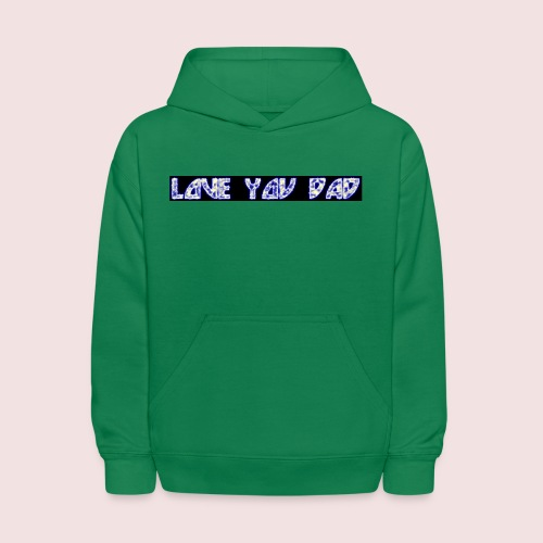 HAPPY FATHER'S DAY - Kids' Hoodie